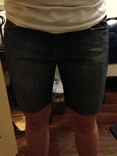 Made new jorts