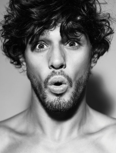 lovingmalemodels:  Marlon Teixeira by Dennis Weber for The Ones2Watch