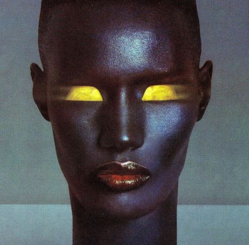 p1ssoff:Grace Jones photographed by Jean-Paul Goude