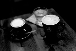 d-ivinations:  coffee one by maggyvaneijk on Flickr.