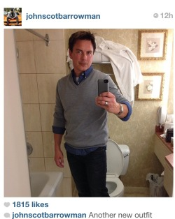 prouvaaire:  Oh my god John Barrowman is a teenage girl