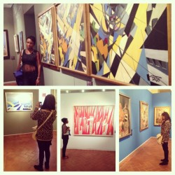 Exploring @ the modern art museum 🎨 #fun #italy #rome #art #travel #pretty #picoftheday #bestoftheday #instagood
