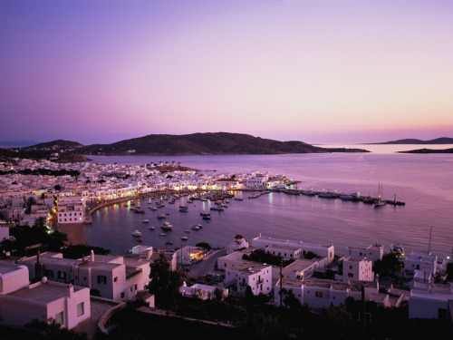 Top 10 Islands in Europe | Mykonos and the Cyclades