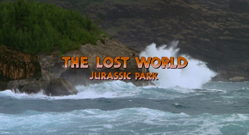 intertitles:  The Lost World: Jurassic Park (1997)