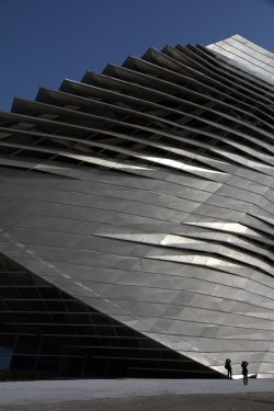 archilista:  arkitekcher:   Dalian International Conference Center | Coop Himmelb(l)au Location: Dalian, China   #ARCHIlista is on FB NOW !!!