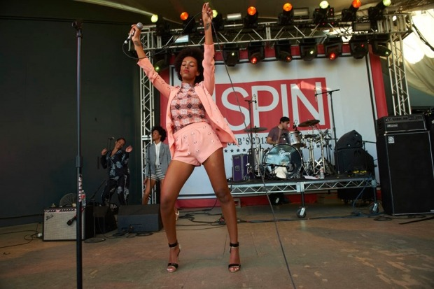 New music: Solange Ft Kendrick Lamar – Looks Good With Trouble. Ever wish two artist came together and collab on a song but never did well this one duo you can scratch off the list Solange delivers an updated version of her track 'Looks Good With Trouble' and adds a verse from West Coast rapper Kendrick Lamar. The original appeared on her 'True' EP which dropped last year. The single is available for purchase on iTunes. (click here to listen)