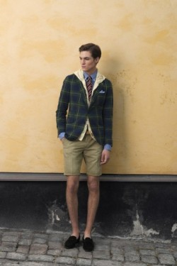 mensfashionworld:  GANT Rugger S/S 2013