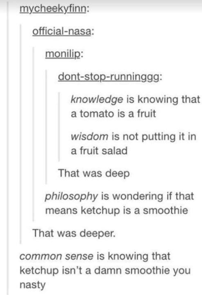 apparently according to a Supreme Court case tomatoes are actually legally vegetables in the US #tumblr#lol#omg#memerage