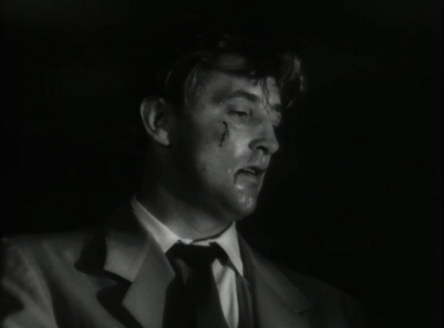 mudwerks:  Robert Mitchum in The Big Steal (1949) (by Greenman 2008)