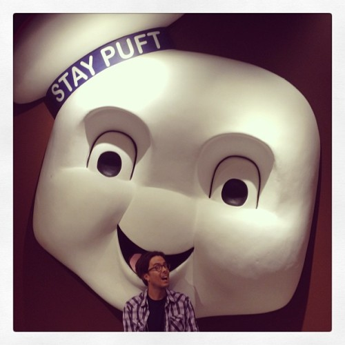 Stay Puft! (at Sweet! Hollywood)