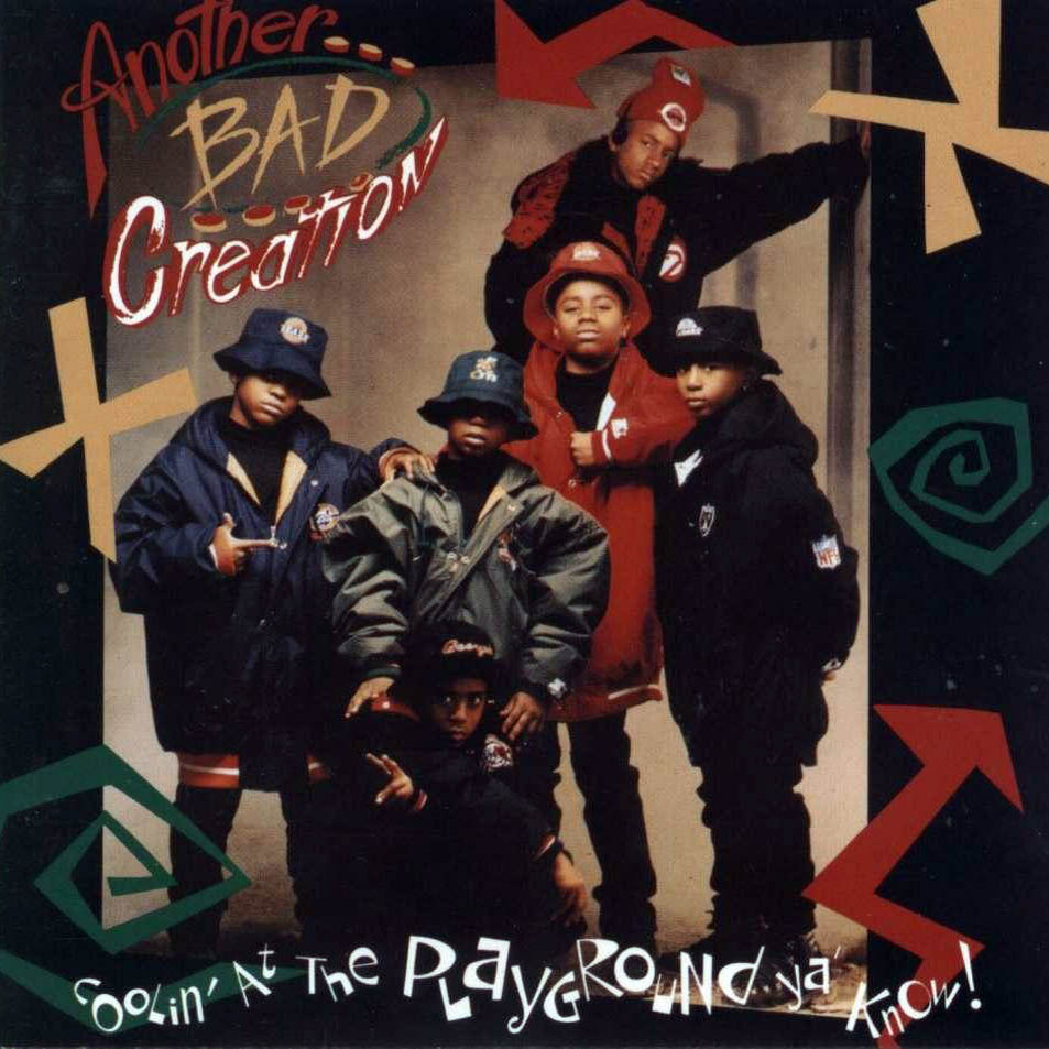 BACK IN THE DAY |2/11/91| Another Bad Creation released their debut album, Coolin' at The Playground Ya Know, on Motown Records.