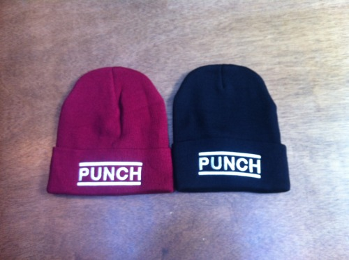 These guys are back in the store.http://hxcmerch.bigcartel.com/product/punch-beanie