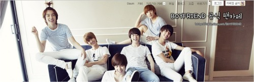 [130405] Boyfriend New Header Source: Boyfriend Official Fancafe SL