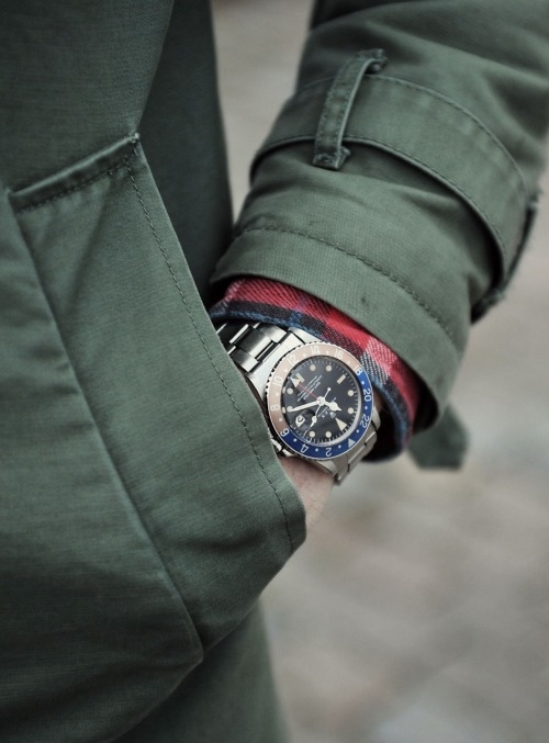 fonrenovatio:  Rolex 1675 GMT
