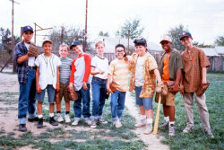 oldmadandthesea:  The Sandlot hit theaters 20 years ago today.
