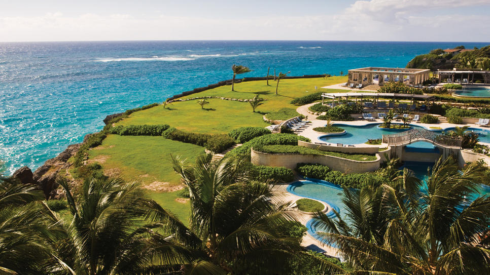 Look at that view in Saint Philip, Barbados! (via The Crane : Daily Escape : Travel Channel)