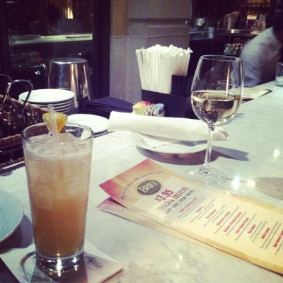 #vegas #brio #food #thesearemynights #alcohol #wino #bar #dinner (at Brio Tuscan Grille)