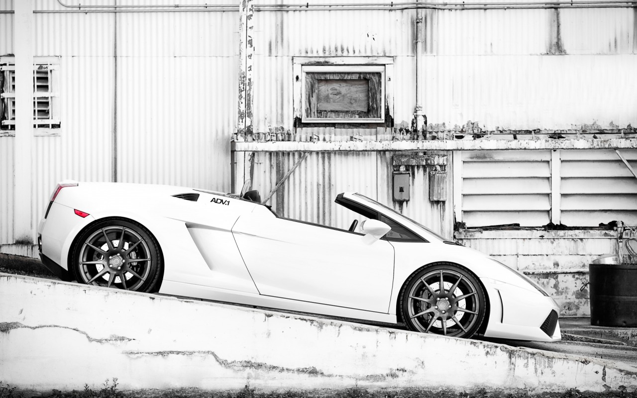 Lamborghini gallardo spyder, more hd wallpapers click here -> www.HotSzots.eu