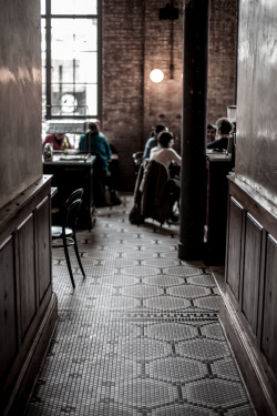 clubmonaco:   Reynard at Wythe Hotel, Brooklyn   The Wythe is beautiful. It's a great place to stay and the food is always on point. -Ryan Plett