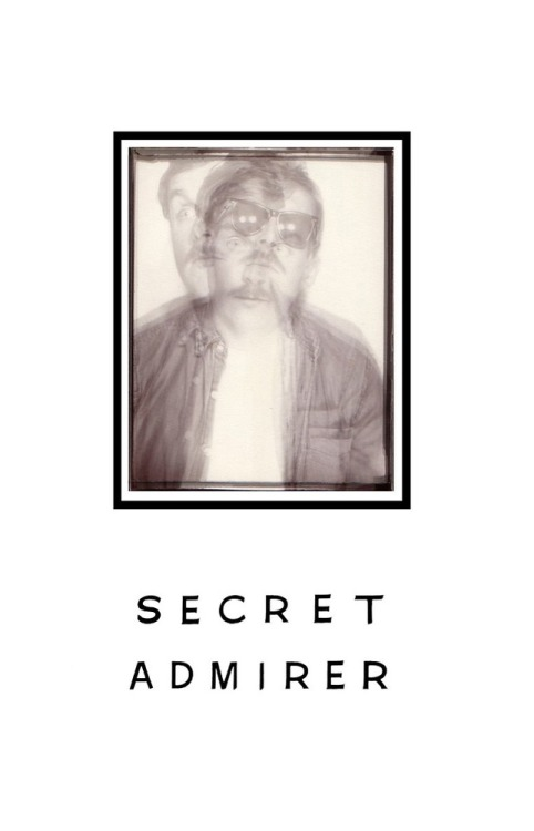 SECRET ADMIRER - OUT NOW! Inside the golden days of missing us??? Do not fear. This is a tape, with twenty songs on it. So-low! Here's some info: CF is very pleased to present the debut release from Former Bully Nick Ainsworth's new solo project Secret Admirer. I Still Love You is typical of what you can hope to expect from this 20 track cassette extravaganza, louche and plaintive in equal measure, with a trashy melody and a woozy guitar/vox sound so bright it could probably strip wallpaper. Good stuff then. Pre-ordering is advised for this super limited release, which will include mp3 download of all 20 tracks. You can also find it at formerbullies.bigcartel.com