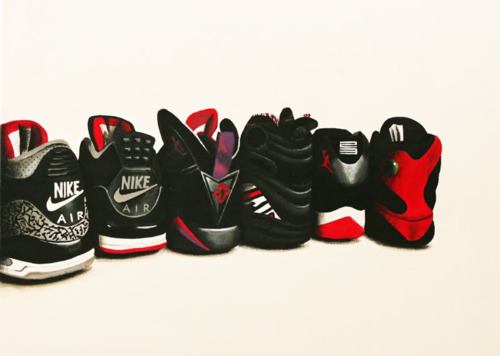 "bvsedjesus:  yeahimpoly:  sanfranimal:     OG  ^ LMAO at ""og"" none of these are OG. those 3s are 01 the IVs 99 the 7s 02 the VIIIs 07 the XIs 01 & the XIIIs 04."