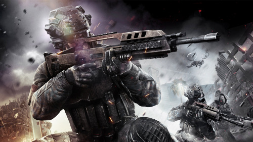 "Is Call of Duty: Ghosts Taking the Franchise Next-Gen? Of all the places on the internet you could catch a leak, today's big, ponderous rumor comes from Youtube by way of user Drift0r, a man that busies himself with uploading everything Call of Duty.  Stressing (over and over) his source — supposedly someone close to development at Infinity Ward —  was too legitimate not to quote, Drift0r quickly put together a video that may just out this Fall's expected but unannounced installment of Activision's yearly breadwinner. Calling the game Call of Duty: Ghosts, it's claimed this new sequel relates to the Modern Warfare universe but branches off on its own.  Though Ghosts' setting is the future, much like Black Ops II, a major plot device makes it so players have to use archaic — or ""modern"" — weaponry instead of arsenals augmented with x-ray sights and other attachments twelve-year-old's use to piss me off online. Changes to gameplay touched on involve increased mobility including the ability to ""slide and shoot"" instead of simply diving to prone as well as players being able to peek around corners.  Apparently rolling while prone is also being implemented (I can only envision players rolling around on the ground like they're being wrapped up in invisible carpets — hilarious to watch and shoot at). Destructible environments are also being toyed with.  The feature doesn't sound locked down yet — single-player might see more breakable geometry than multiplayer — but one example given was a killstreak chopper caving in a building after being shot out of the sky.  Loading times, oddly but awesomely enough, are said to be replaced by ""mini-games"" that have players breaching or repelling onto a map instead of simply watching a countdown before a match.  Modern Warfare's Spec Ops mode is also seeing the boot, usurped by a ""new mode."" The video's uploader posits we may see an official announcement of Ghosts on or around May 1st, going on to report that the title might be a next-gen exclusive, gracing the PC, PS4, and ""NeXt-Box"" and not the current slew of established consoles what with their installed user base of millions (extremely far-fetched and yet…an insidiously great ploy to get people to buy up the new consoles).  That last bit falls in line with rumoring 'round the net that Infinity Ward was developing an unnamed title on next-gen hardware. Until we hear otherwise, though, chase the entirety of this rumor down with a helping of salt.  Then swallow the shaker.  Grab pepper.  Repeat."