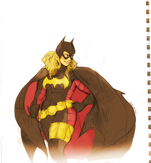 vikun:  Stephanie Brown for thelittlestbat~