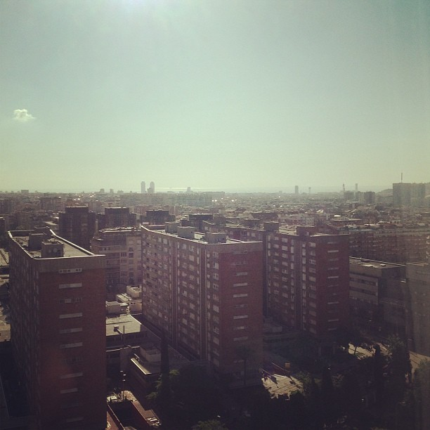 Good morning, Barcelona!