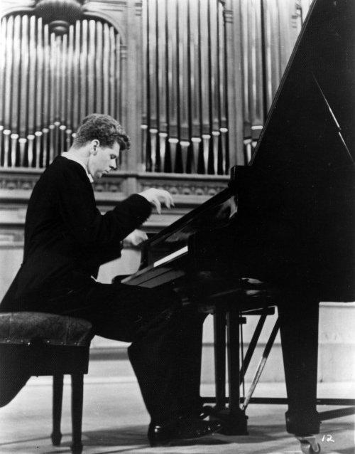 "I'm not a success, I'm a sensation. Harvey Lavan ""Van"" Cliburn, Jr.July 12, 1934 – February 27, 2013"