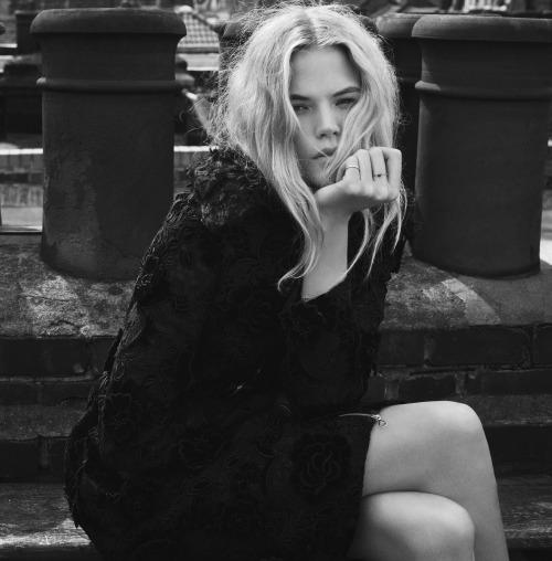Gabriella Wilde for Vs. Magazine, Fall 20