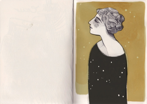 illustratedladies:  felicita sala