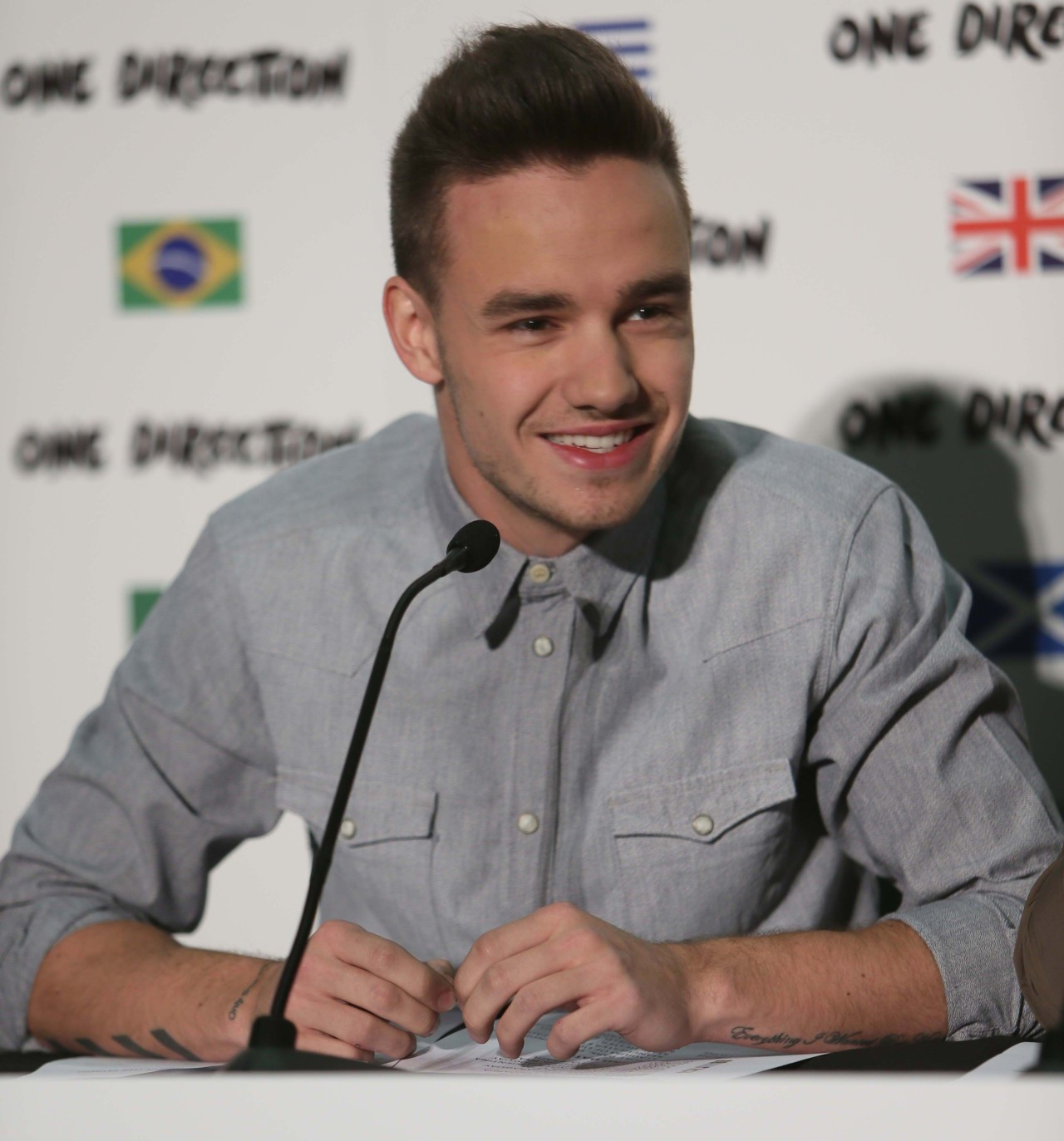 theholyvline:  'Where We Are' Press Conference on 5/16/2013, HQ