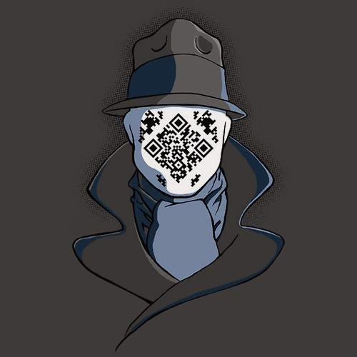 QRorschach by David Eberhardt.
