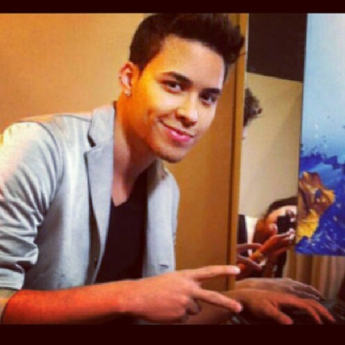Celebrity Crush <3 Prince Royce <3 Daii 19