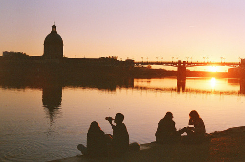 Toulouse, avril 2013 by Marine Beccarelli on Flickr.