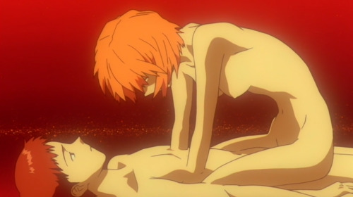 dinosrawrr:  The End of Evangelion (1997)