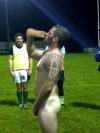 Rugbyplayerandfan rugby players hairy chests @menbulgesbuttssports