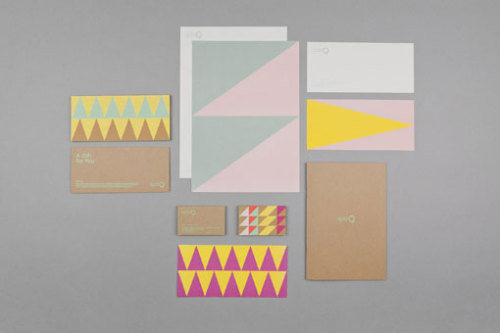 (via Design Work Life » Maud: Spa Q Identity and Collateral)