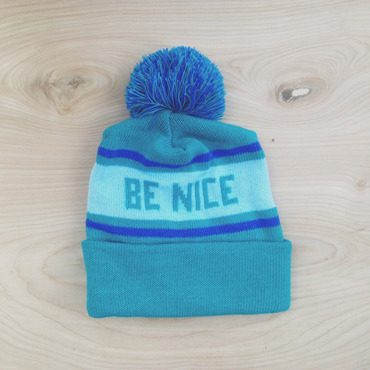 just ordered this beanie from http://charlavail.bigcartel.com/product/be-nice-knit-beanie so excited !!