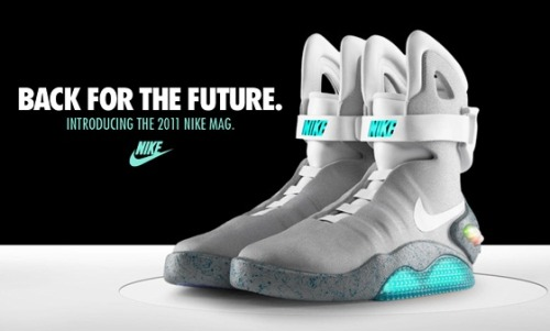 #NikeMags #BackToTheFuture2 #MustHave *_* <3