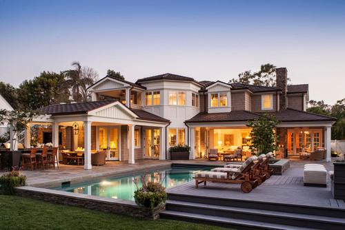 georgianadesign:  Palos Verdes Estates, CA. Tomaro Design Group.