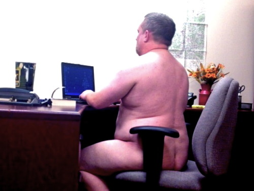 National Work-Bare-Ass-Naked Day
