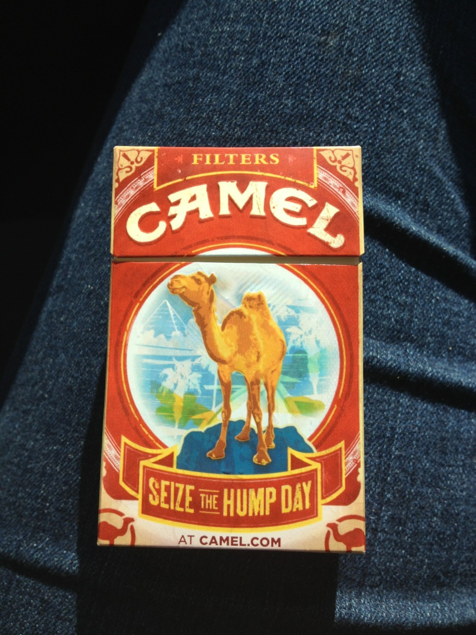 luv dat hump day box