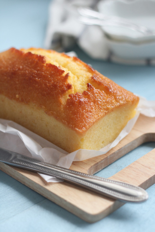 bakeddd:  meyer lemon pound cake click here for recipe