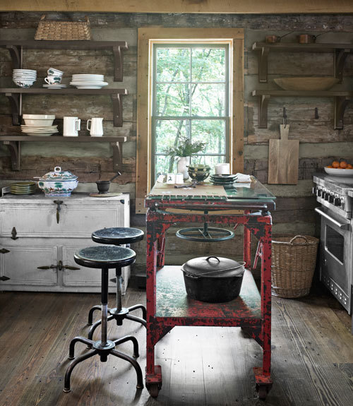 Home of Travis Robeson, photograph by Bjorn Wallander for Country Living