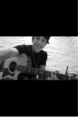 "Austin's ""Don't judge me"" cover by chris brown! GO WATCH!(:"
