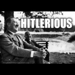 Bitch, please, I'm #hitlerious. #Hitler #Fabulous #Bitch