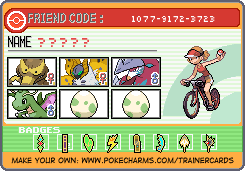 ooh this was fun to do! My team on Pokémon White 2! :D these are all LEGIT shinies caught with a lot of luck (except the Dragonite, it's the one that was given when I completed the White Tree Hollow) currently breeding: shiny Gligar (masuda method)last spot is for ???