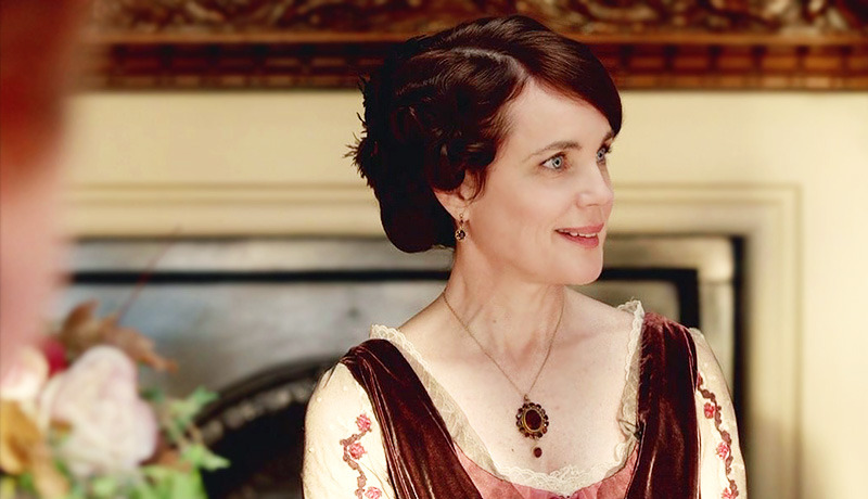 Downton Abbey, Series 2 (2011) #Elizabeth McGovern#Downton Abbey#Cora Crawley#da screencaps#da2 screencaps