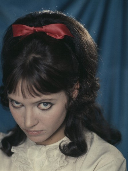 deadgirls:  annakarina.com - An Anna Karina Fan Site - Photo